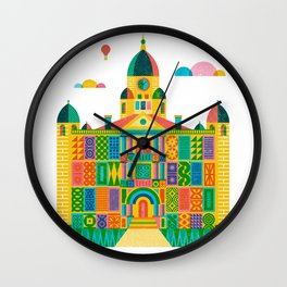 Denton Courthouse Wall Clock