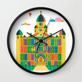 Denton Courthouse Wall Clock