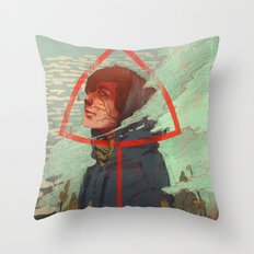 Sustained Self Throw Pillow