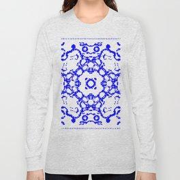 CA Fantasy Blue series #3 Long Sleeve T-shirt