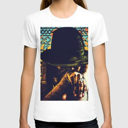 Cool hat T-shirt