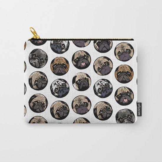 Pugka Dot Carry-All Pouch
