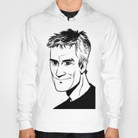 stargate Hoodies featuring Jack O'Neill by Liv Moy