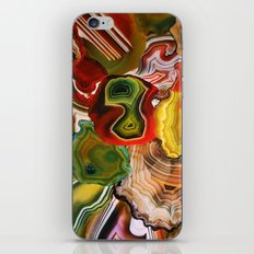 Slivers of the Past, Earth's core iPhone & iPod Skin