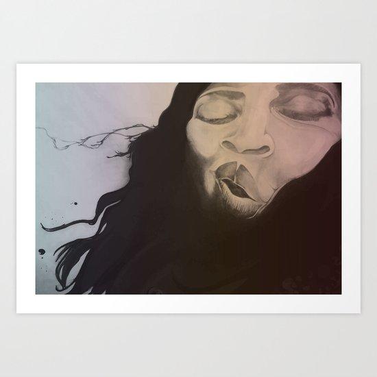 Marian Anderson Art Print