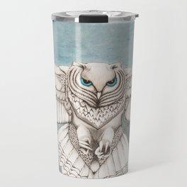 Smoke Owl Travel Mug