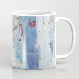 Mediterranean journey-Morocco Coffee Mug