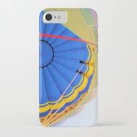 hot air balloon iPhone & iPod Cases featuring BALLOON LOVE - Hot Air Balloon by Brian Raggatt