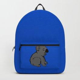 The amusing koala Backpack