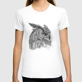 Eagle Owl G085 T-shirt