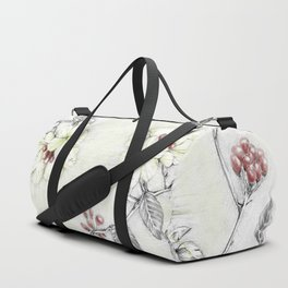 Pequi Flower Duffle Bag
