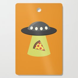 Take Me to Your Pizza Cutting Board