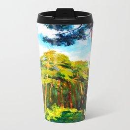 Whisper of pines Travel Mug