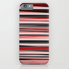 red & gray Slim Case iPhone 6s