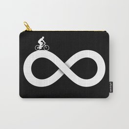 cycling forever Carry-All Pouch