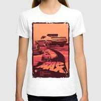 mad max T-shirts featuring Mad Max by Mike Wrobel
