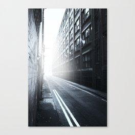 Inner City Blues Canvas Print