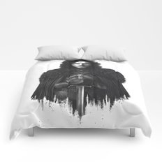 John Snow Comforters