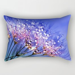 Fresh Dandelions Rectangular Pillow