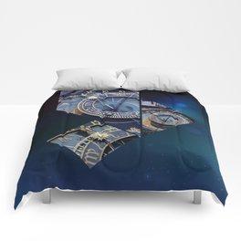 Prague Astronomical Clock Comforters