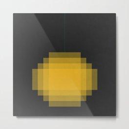 Yellow Light *** Metal Print