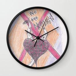 Prodigy Wall Clock