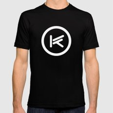 Kioshy SMALL Mens Fitted Tee Black