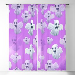 Halloween Blackout Curtain
