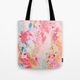 sky music Tote Bag