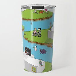 Made You Think Travel Mug