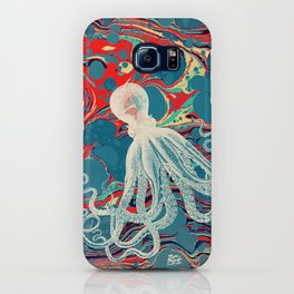 Vintage Octopus iPhone Case