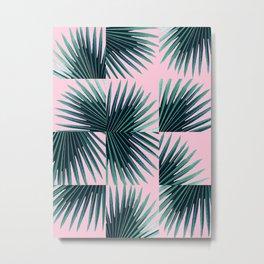 Tropical composition XIX Metal Print