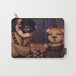Goldiloxxx and the Three Bears Carry-All Pouch