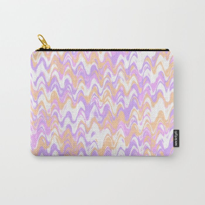 Mod Abstract Carry-All Pouch