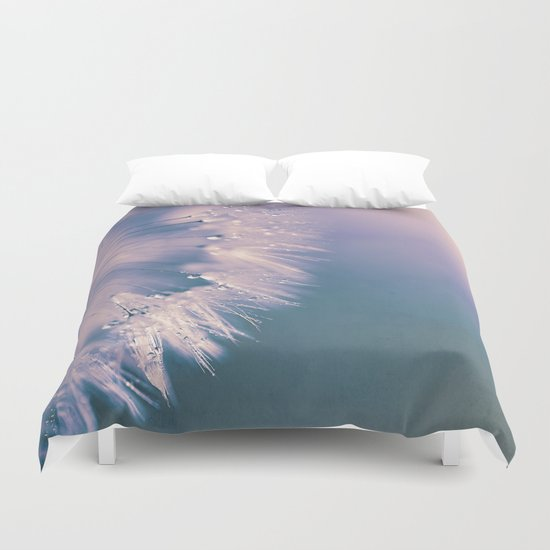 A FRESH START Duvet Cover