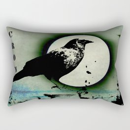Crow Rectangular Pillow