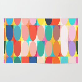Colourful Dots Rug