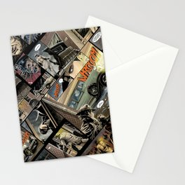 Vintage comics Stationery Cards