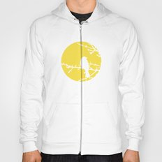 Yellow Bird - Modern Hoody