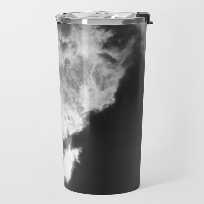 Clouds #1 Travel Mug