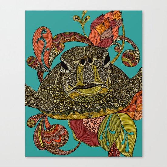 Toitle Canvas Print