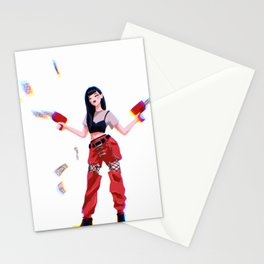 Red Velvet Seulgi Stationery Cards