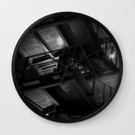 the clipboard Wall Clock