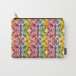 Ornament Tile Carry-All Pouch