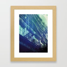 Soho Framed Art Print