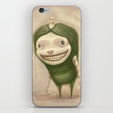 Smile No Matter What iPhone & iPod Skin