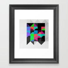 2zlx Framed Art Print