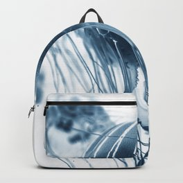 Minimalist jellyfish - abstract art Backpack