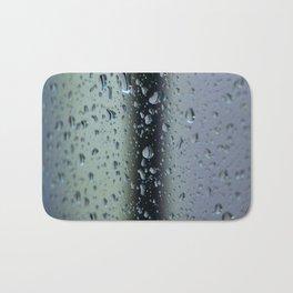 Rain drops Bath Mat