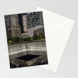Footprint Fountain - NYC Stationery Cards